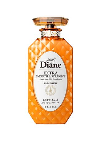 Oranye color Sampo & Kondisioner . Moist Diane Extra Smooth and Straight Treatment (Conditioner) 450ML (Made in Japan) -
