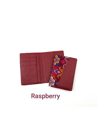 Multi color Aksesori . Bukuku Passport Cover Batik Aneka Motif PCB Raspberry -