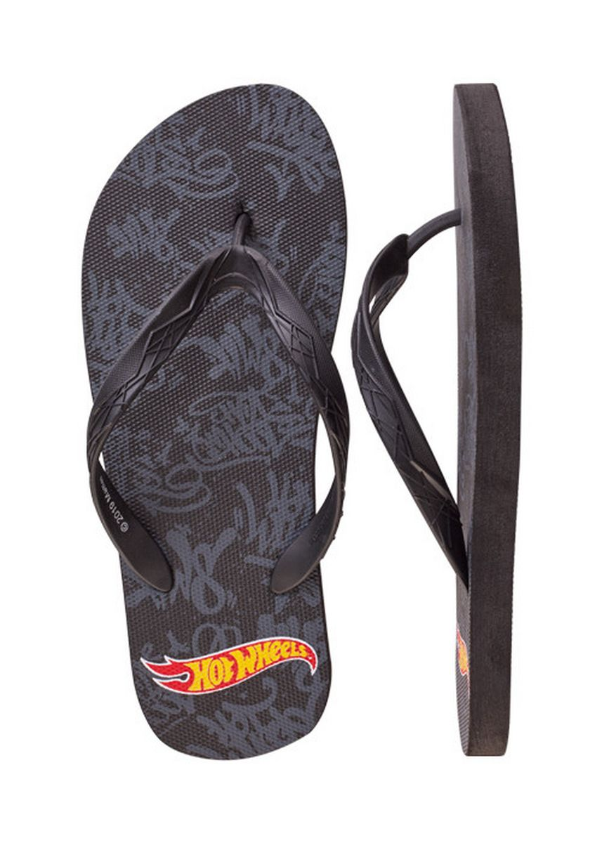 Black color Sandals and Slippers . Onyx Men's Slippers -