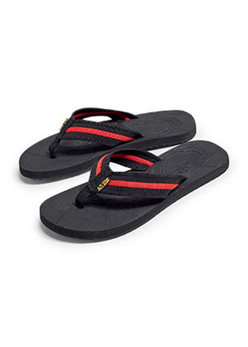 Black color Sandals and Slippers . Rustford Men's Slippers -