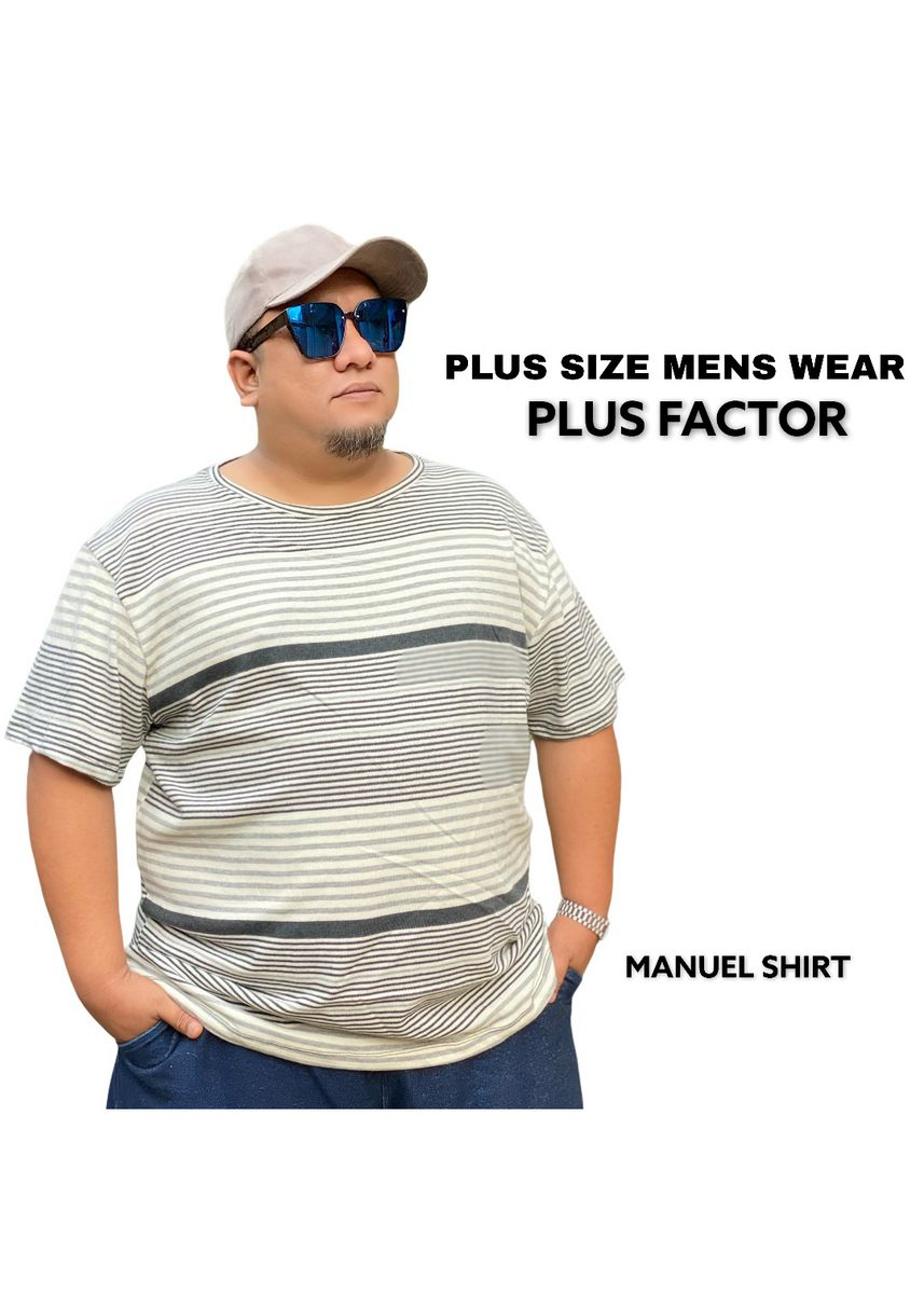 Multi color T-Shirts and Polos . Plus Size Men's Wear 6XL Manuel Shirt  -