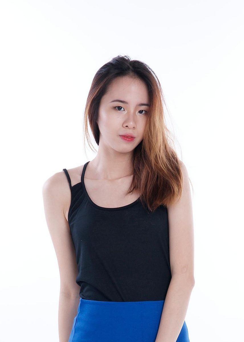 Black color Tops and Tunics . Eyrie Crossback Designs Top -