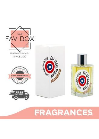 No Color color Fragrances . YOUR FAV BOX  Etat Libre D Orange Fat Electrician EDP 100ml -