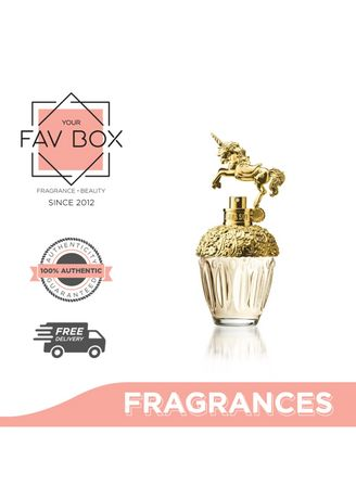 No Color color Fragrances . YOUR FAV BOX Anna Sui Fantasia Eau  De Toilette 50ml -