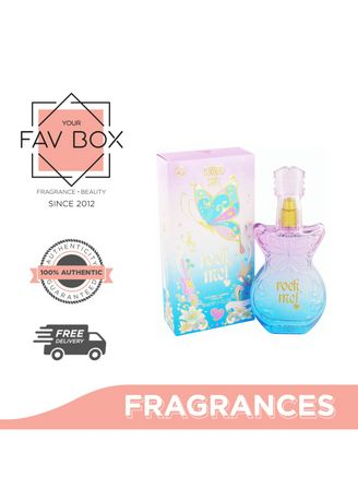 No Color color Fragrances . YOUR FAV BOX Anna Sui Rock Me! Summer of Love Eau De Toilette for Women 50ml -