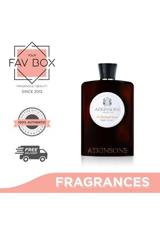 No Color color Fragrances . YOUR FAV BOX Atkinsons Triple Extract Collection Eau De Cologne 100ml -