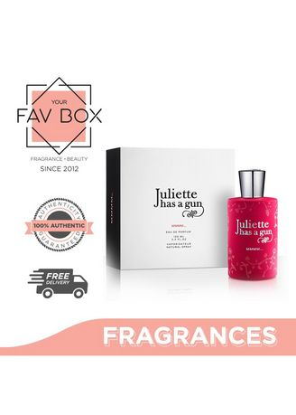 No Color color Fragrances . YOUR FAV BOX Juliette Has A Gun MMM EDP 100ml -