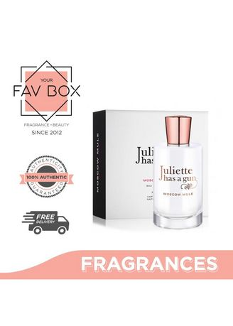 No Color color Fragrances . YOUR FAV BOX Juliette Has A Gun Moscow Mule EDP 50ml -