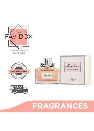. YOUR FAV BOX  Christian Dior Miss Dior Absolutely Blooming EDP 100ml -
