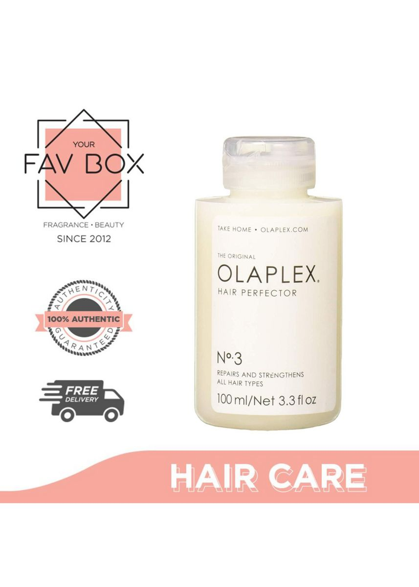 No Color color Fragrances . YOUR FAV BOX Olaplex Hair Treatment Hair Perfector No.3 100ml -