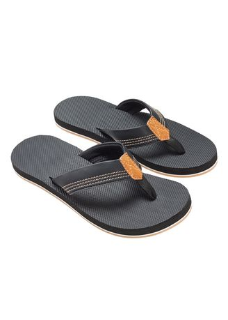 Black color Sandals and Slippers . Somerville Men's Slippers -