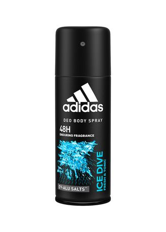 Light Blue color Fragrance . ADIDAS Ice Dive Deo Body Spray 150ml -