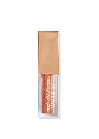No Color color Eyes . So Glam Gleaming Eye Glitter Liquid Eye Shadow 0.5 g. -