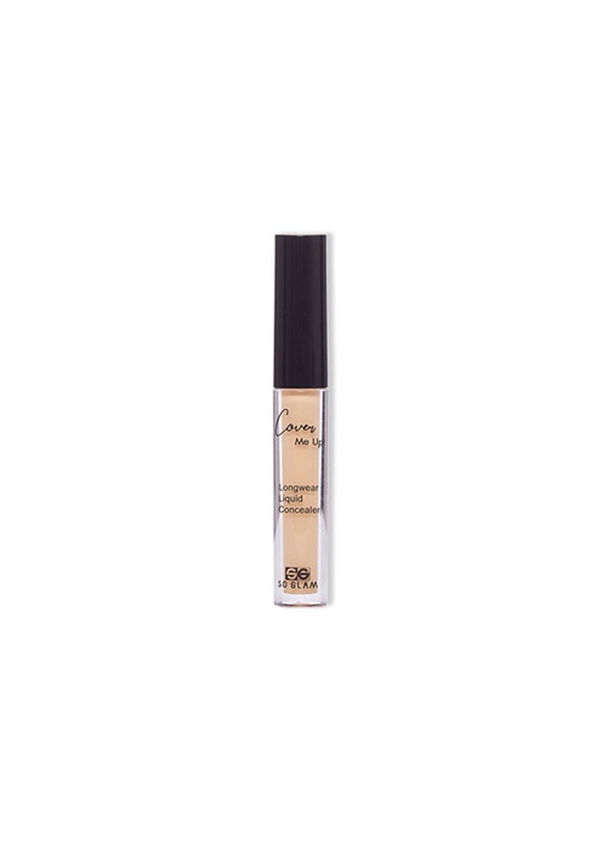 No Color color Face . So Glam Cover Me Up Longwear Liquid Concealer 3.5g. -
