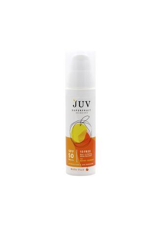 No Color color Suncare . JUV Matte-Fluid UV Protection SPF 50 PA+++ 30 ml. -