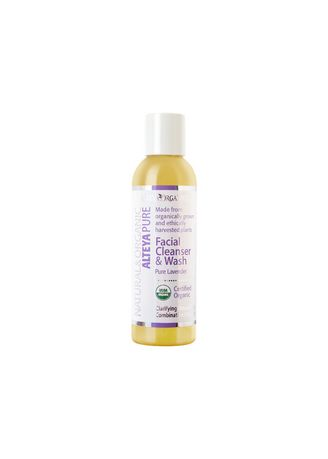 No Color color Toner & Cleanser . Alteya Organics Pure Facial Cleanser & Wash - Pure Lavender 150 ml. -