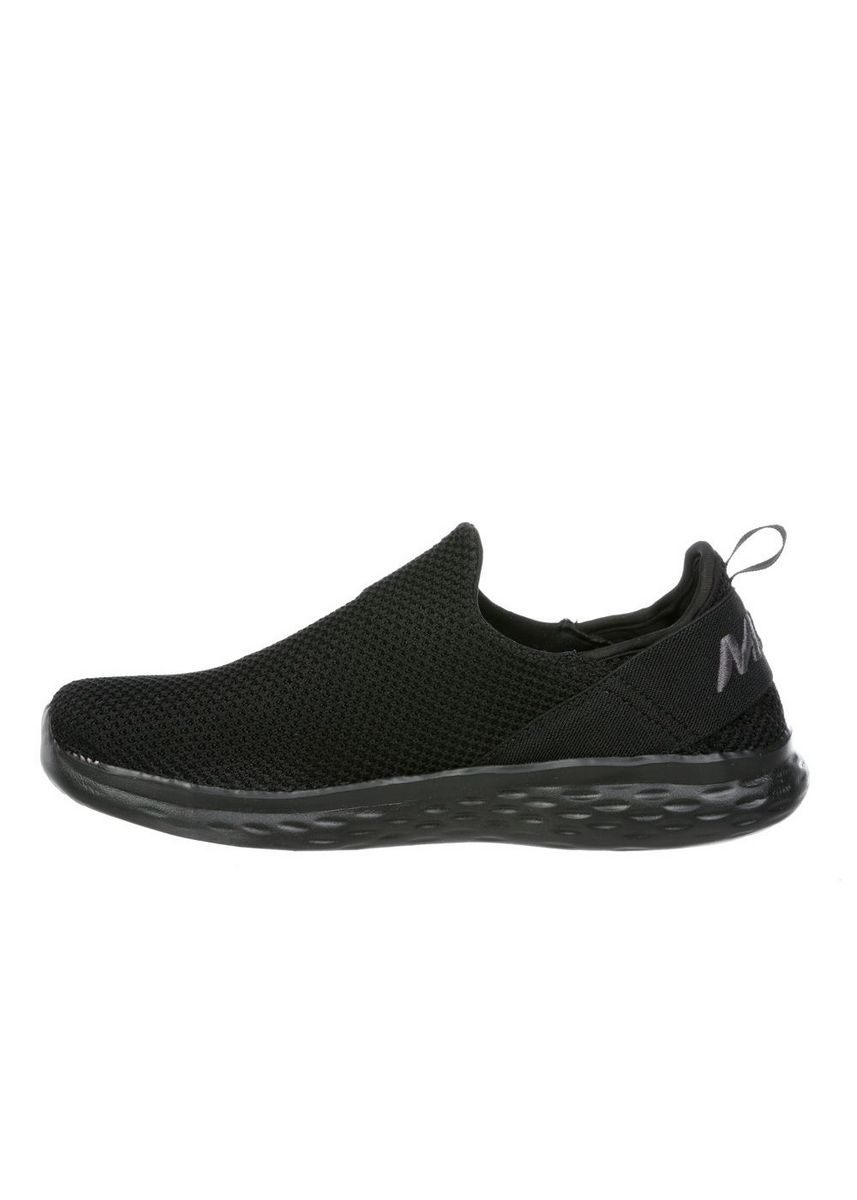 Black color Sports Shoes . MBT Air Mesh Slip On Women's In Black -