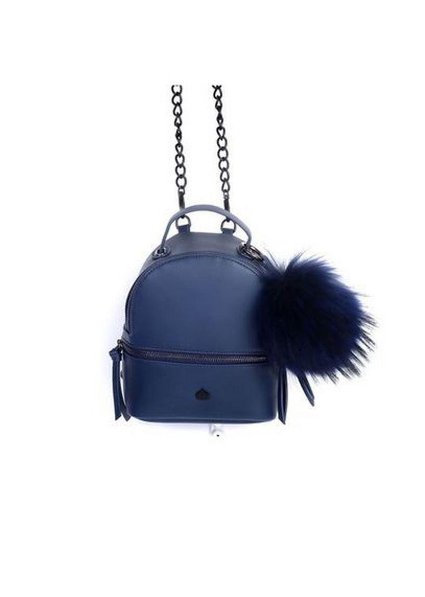 Navy color Hand Bags . กระเป๋า KEEP รุ่น All-day backpack with shoulder strap -