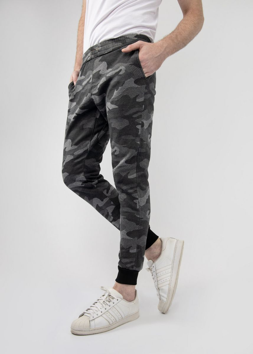 Camo color Casual Trousers and Chinos . TMAC™ Camo Sweatpants -