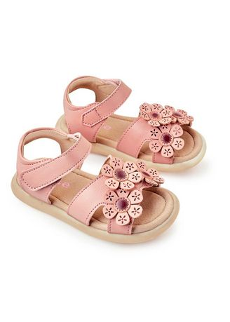 Pink color Footwear . Wilenne Toddler's Shoes -