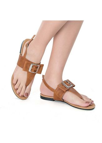Tan color Sandals and Slippers . Malta Women's Sandals -