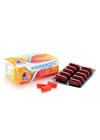 No Color color Health Drinks & Supplements . Radiance C Vitamin C Plus (795mg) -