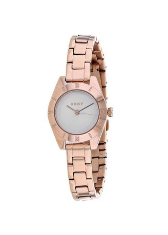 Rose gold color Analog . DKNY Women's Watches Geograph NY2871 Rose Gold -