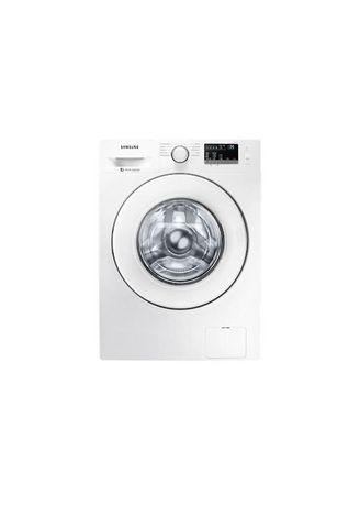 Putih color Mesin Cuci . SAMSUNG-FRONT LOAD WASHING MACHINE WW65J3033LW -
