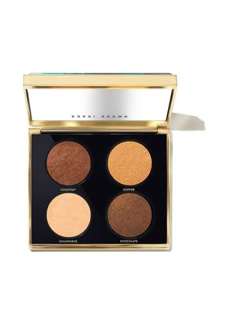 No Color color Eyes . Bobbi Brown Luxe Encore Eyeshadow Palette Bronze Limited Edition 10g -