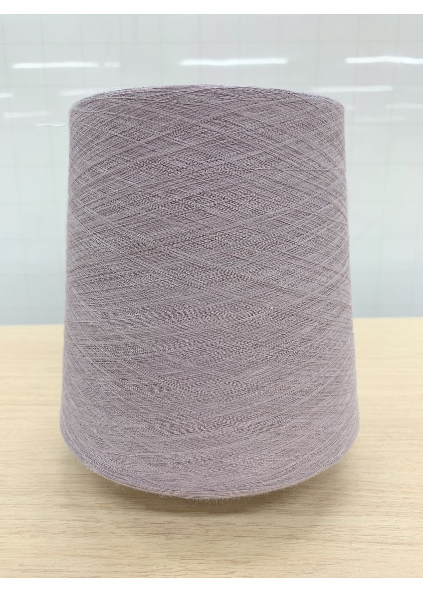 BLUEBERRY HALF color  . FOOD TEXTILE TOP DYED YARN 40/1 (Color Shade: Half) -