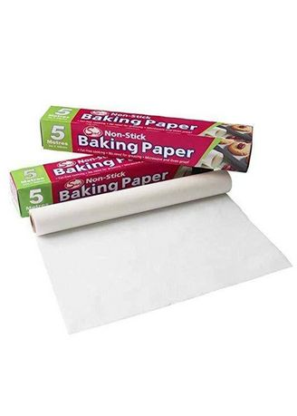 White color Kitchen . 10M Baking Paper Parchment Paper Rectangle Baking Sheets for Bakery BBQ Party -