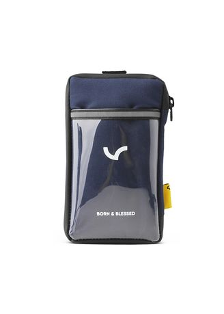 . Neck Wallet Travel Pouch Tas Leher Gantung Venice - Born and Blessed -