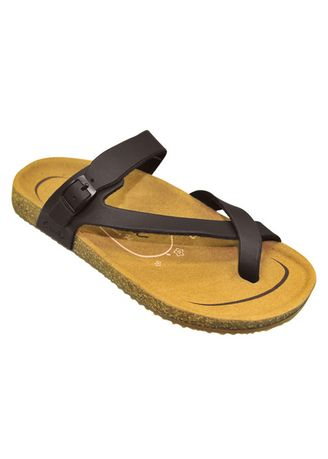Sandals and Slippers . CARVIL SANDAL FOOTBED LADIES KHANZA 06 L -