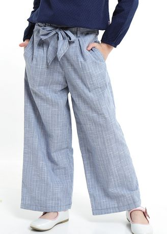 Grey color Bottoms . Exit Girls Alanis Cullot 358.52507.42 -