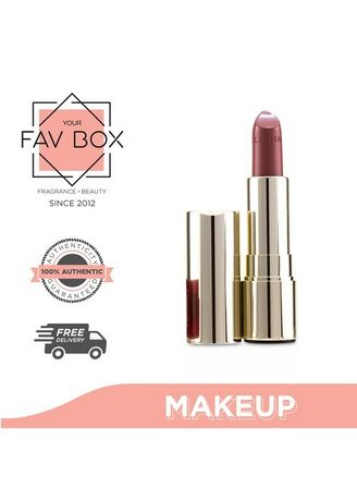 No Color color Lips . YOUR FAV BOX Clarins Joli Rouge Lipstick 753 Pink Ginger 3.5g -