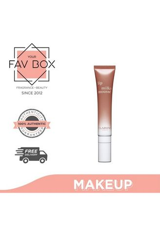 . YOUR FAV BOX Clarins Lip Milky Mousse 06 Milky Nude 10ml -