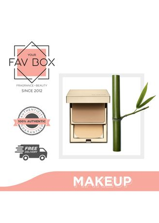 No Color color Face . YOUR FAV BOX Clarins Everlasting Compact Foundation Spf9 103 Ivory 10g -