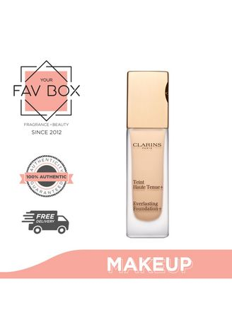 No Color color Face . YOUR FAV BOX Clarins Everlasting Foundation 108 Sand 30ml -