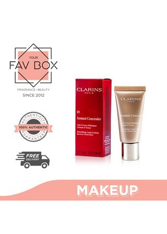 No Color color Face . YOUR FAV BOX Clarins Instant Concealer 01 15ml -