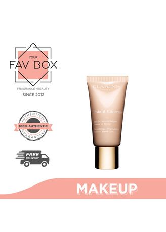 No Color color Face . YOUR FAV BOX Clarins Instant Concealer 02 15Ml -