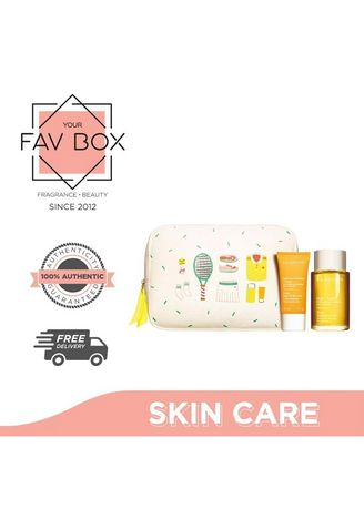 No Color color Other . YOUR FAV BOX Clarins Tonic Sport Session Set -