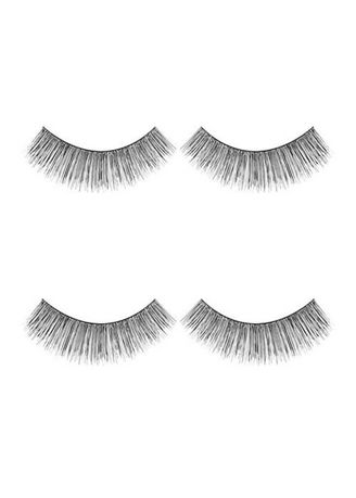 Black color Eyes . MIZZU The Iconic Eyelash Lulu 2pcs -