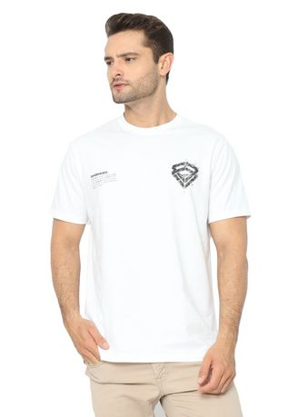 White color T-Shirts and Polos . Tendencies Tshirt WAR OF TEN WHITE -