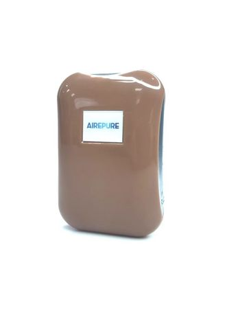 Brown color Air Purifiers . Airepure Carry -