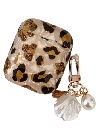 Multi color Cases & Covers . Animal Print Airpod Case -