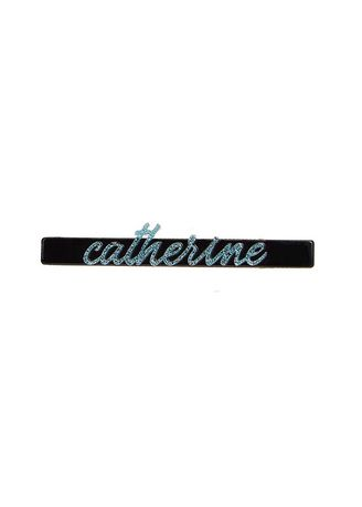 Black color Hair Accessories . Rainbow Catherine Hairpin -