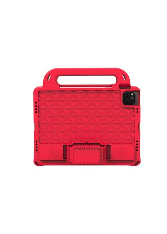 Red color Cases & Covers . Bumper Case for iPad -