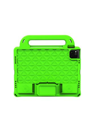 Green color Cases & Covers . Bumper Case for iPad -