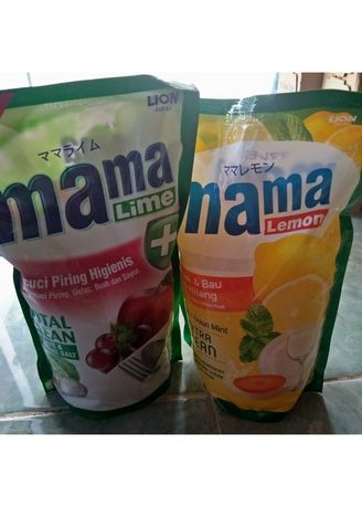 No Color color Washing & Cleaning . mama lemon 780ml -