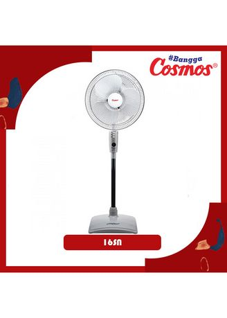 Multi color Kipas Angin . Cosmos 16SN Kipas Angin 2 in 1 Twino - Stand & Desk Fan -